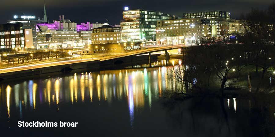 Stockholms-broar
